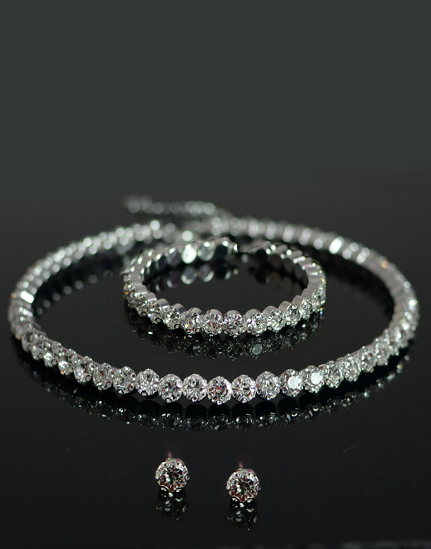 Set Glamoure cu Swarovski elements M883
