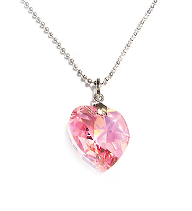 Pandantiv Swarovski light rose  COD SW12